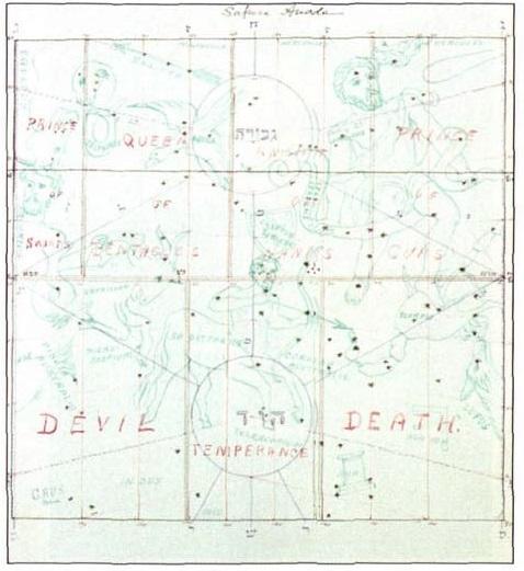 Gwiezdny Tarot według Zakonu Złotego Brzasku