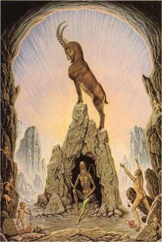 Johfra Bosschart - Capricorn (Koziorozec)