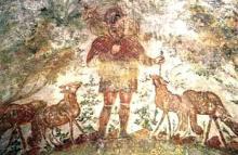 Dobry Pasterz Hermes