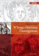 """Okładka książki """"W Kręgu Hermesa Trismegistosa"""""""